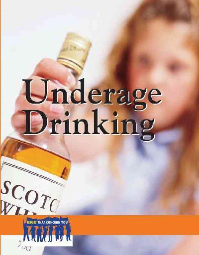 the problem of underage drinking The problem of underage drinking this guide begins by describing the problem of underage drinking †, and reviewing factors that contribute to itit then identifies a series of questions to help you analyze your local underage drinking problem.